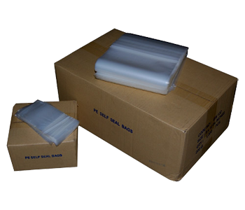 Grip Seal Bags Plain