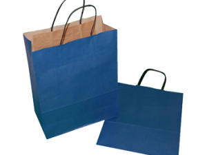 240mm Coloured Paper Bags