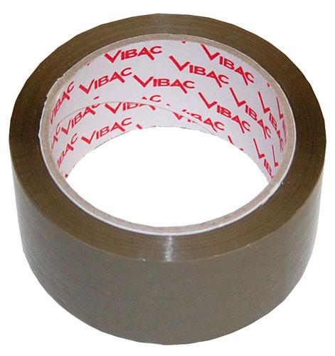 Hot Melt Tape Buff 48mm x 66m Vibac Code 425-1489