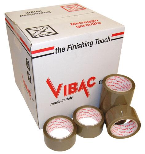 Hot Melt Tape Buff 48mm x 66m Vibac Code 425-0