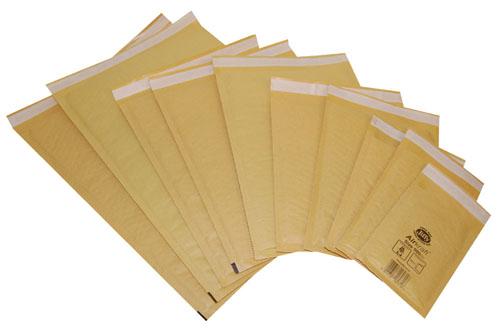 Jiffy AirKraft Mailers JL4 Gold 230mm x 320mm -0