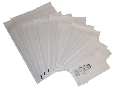 Jiffy AirKraft Mailers JL1 White 170mm x 245mm-0