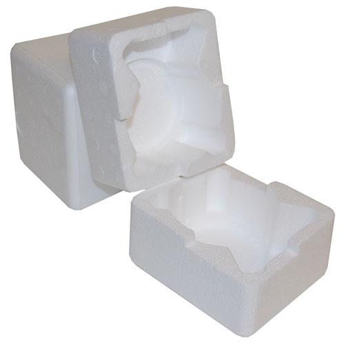 Polystyrene Mug Box 10oz-650