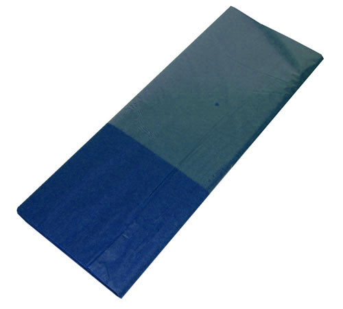 """Tissue Paper Sheets Navy Blue 20"""" x 30""""-0"""