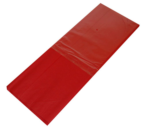 """Tissue Paper Sheets Red 20"""" x 30"""" -0"""