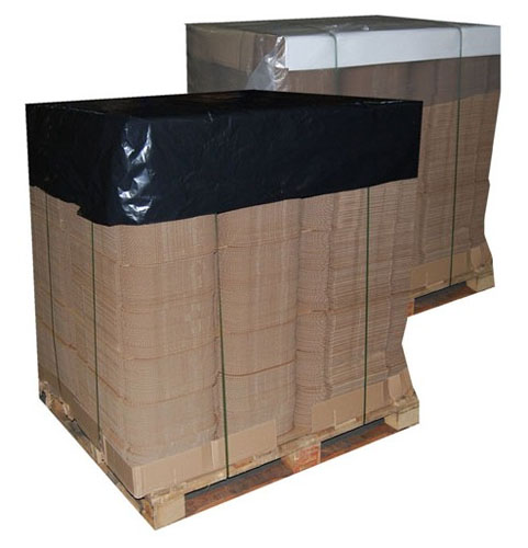 Centre Fold Pallet Top Sheets Clear 1800 x 1800mm x 50mu-1934