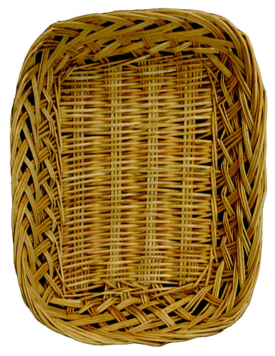 Willow Tray Small 250mm x 200mm x 50mm-507
