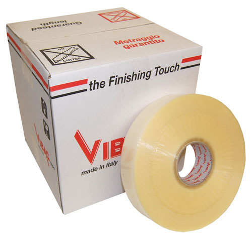 Machine Tape Clear 48mm x 990m Vibac Code 105-0