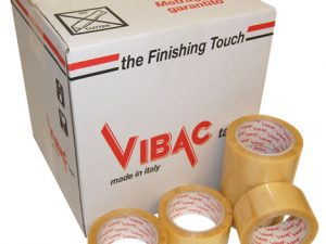 Solvent Tape Clear 48mm x 66m Vibac Code 700