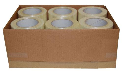 Crossweave Tape 75mm x 50m -920