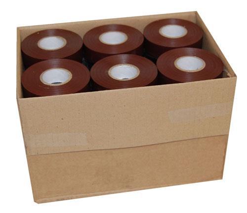 PVC Electrical Tape Brown 19mm x 33m-945