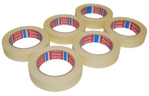 Masking Tape Tesa 4323 12mm x 50m-1097