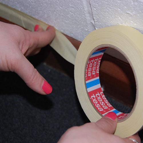 Masking Tape Tesa 4323 100mm x 50m-1144