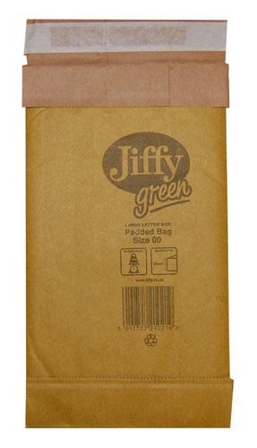 Jiffy Padded Bags 205 x 245mm-1282