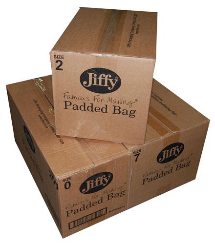 Jiffy Padded Bags 115 x 195mm-1274