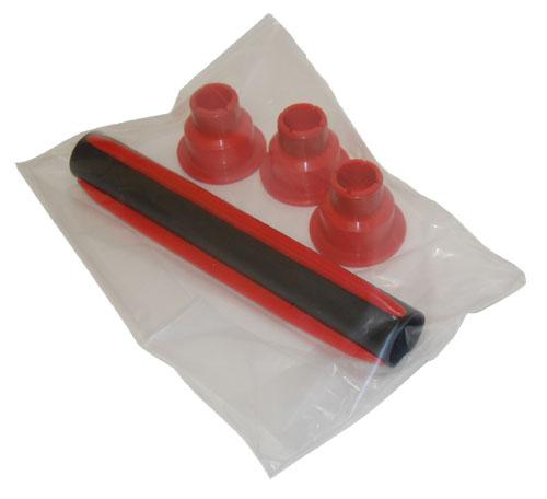 "Polythene Bags 200 Gauge 7"" x 9""-1614"