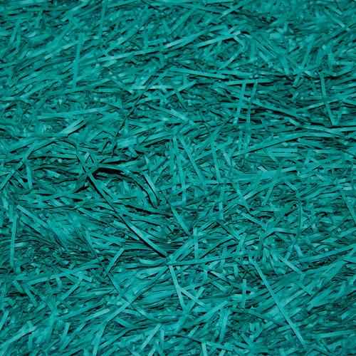 Shredded Kraft Paper Spruce Green 1kg Bag-0
