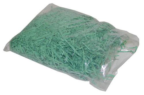 Shredded Kraft Paper Spruce Green 1kg Bag-1690