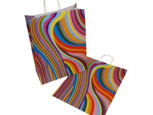 320mm 70's Style Paper Bags