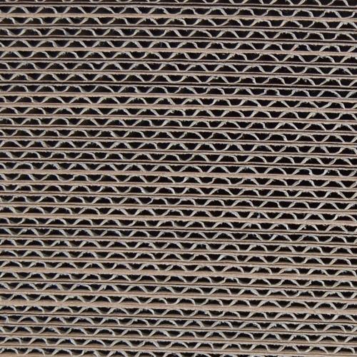 "Brown Single Walled Boxes 102 x 102 x 102mm (4 x 4 x 4"")-1795"