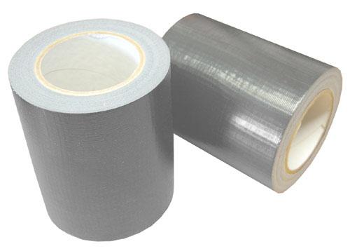 Gaffer Tape Silver 150mm x 50m-1917
