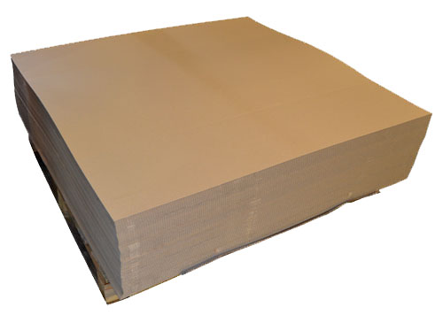 Cardboard Sheets 297mm x 210mm A4 Double Wall-1952