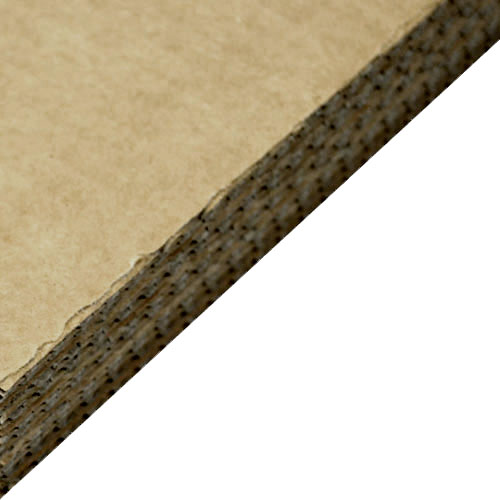 Cardboard Sheets 594mm x 420mm A2 Double Wall-1957