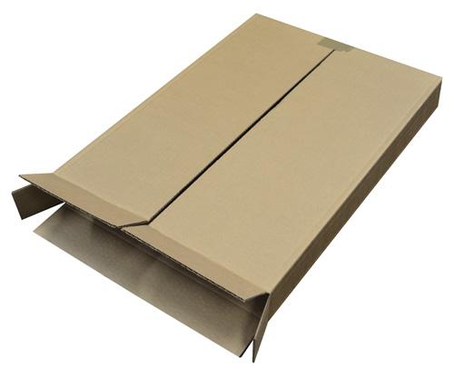 Single Wall Cardboard Wrap A4 297mm x 210mm x 50mm-0