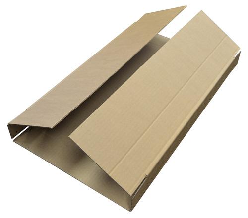 Single Wall Cardboard Wrap A4 297mm x 210mm x 50mm-2035