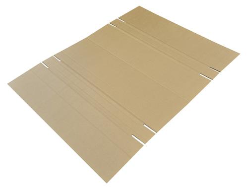 Single Wall Cardboard Wrap A4 297mm x 210mm x 50mm-2036
