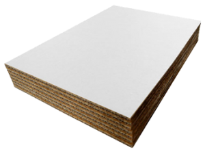 White Single Walled Sheets