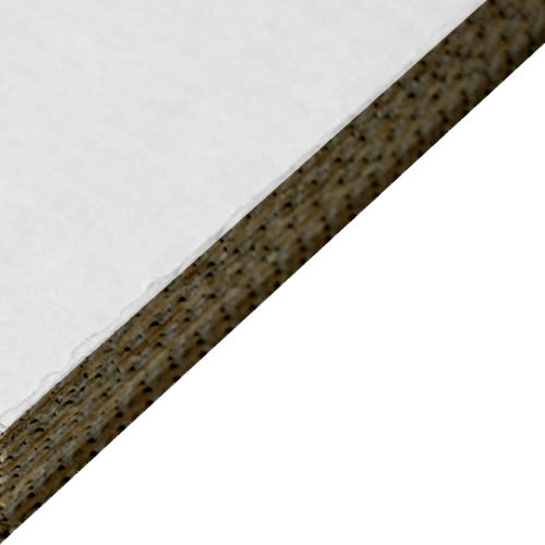 White Cardboard Sheets 594mm x 420mm A2 Single Wall-2208