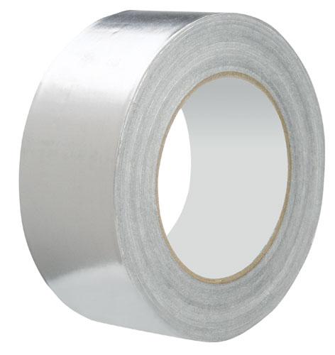 Aluminium Foil Tape 25mm x 45m 30mu -0