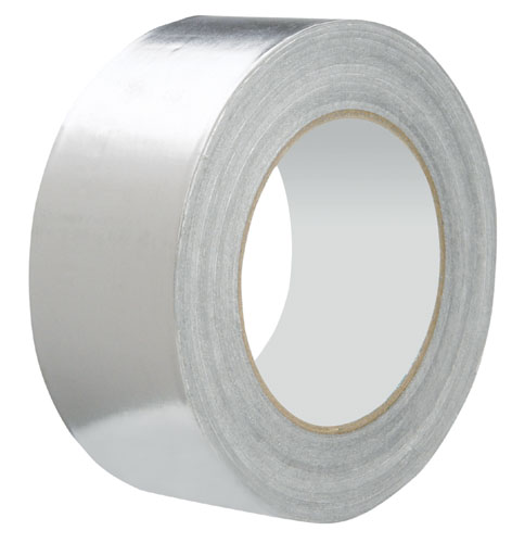 Aluminium Foil Tape 50mm x 45m 40mu -0
