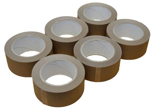 Kraft Paper Tape 25mm x 50m-2315
