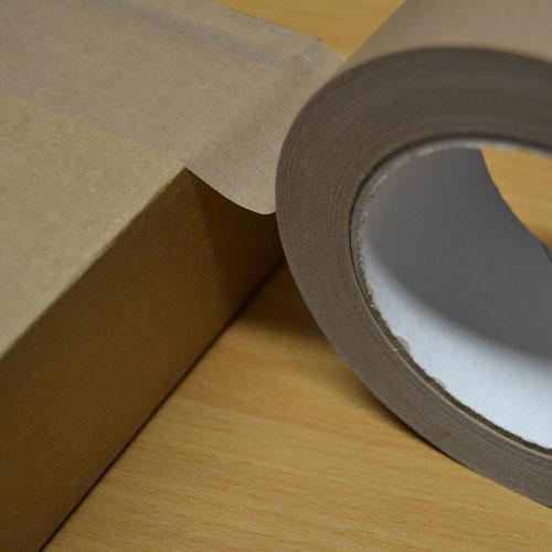 Kraft Paper Tape 75mm x 50m-2313