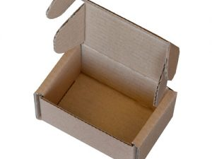 Die Cut Boxes Brown 102 x 76 x 52mm (4 x 3 x 2″) DC36