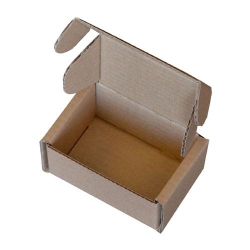 """Die Cut Boxes Brown 102 x 76 x 52mm (4 x 3 x 2"""") DC36-0"""