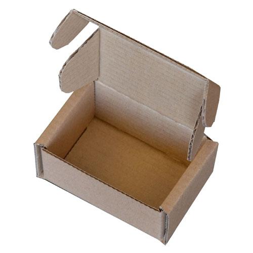 """Die Cut Boxes Brown 127 x 102 x 76mm (5 x 4 x 3"""") DC37-0"""