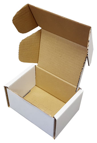 "Die Cut Boxes White 127 x 102 x 76mm (5 x 4 x 3"") DC37-3909"