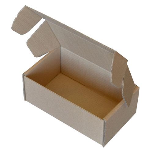 """Die Cut Boxes Brown 254 x 152 x 102mm (10 x 6 x 4"""") DC41-0"""