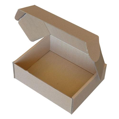 """Die Cut Boxes Brown 305 x 254 x 102mm (12 x 10 x 4"""") DC44-0"""