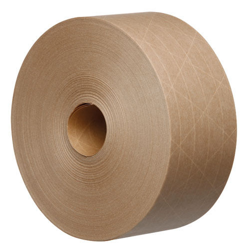 Reinforced Water Activated Tape Tegrabond 70mm x 100m-0