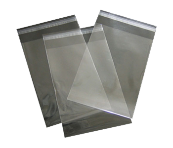 Self Seal Bags Plain
