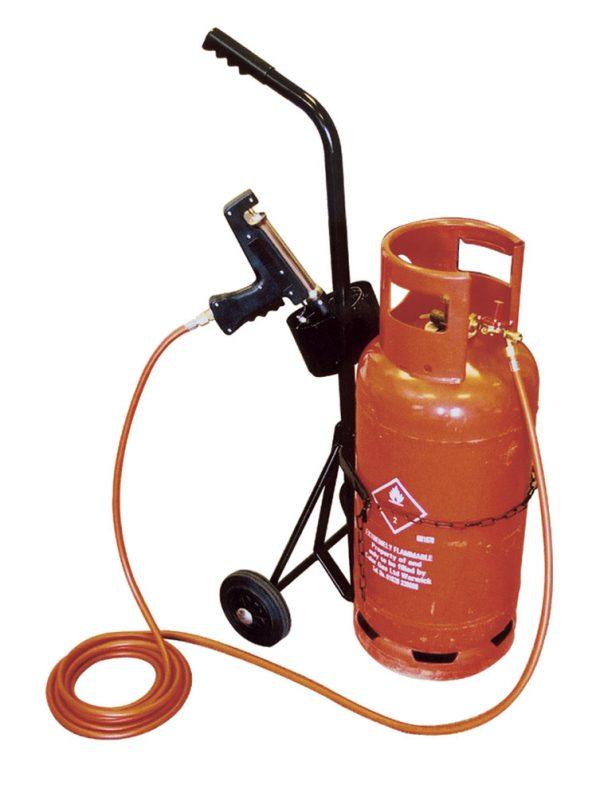 Gas Cylinder Trolley-0