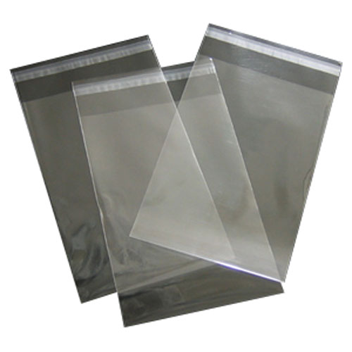 Polythene Self Seal Bags 200mm x 280mm-0