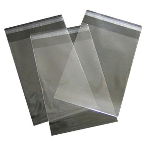 Polythene Self Seal Bags 250mm x 180mm-0