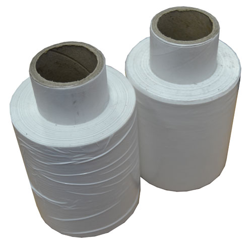 Mini Pallet Stretch Wrap White 100mm x 150m x 25mu-3117