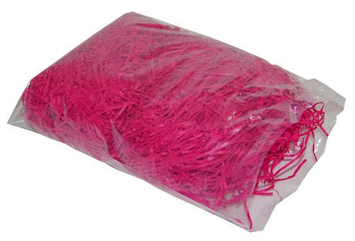 Shredded Kraft Paper Cerise 1kg Bag-3918