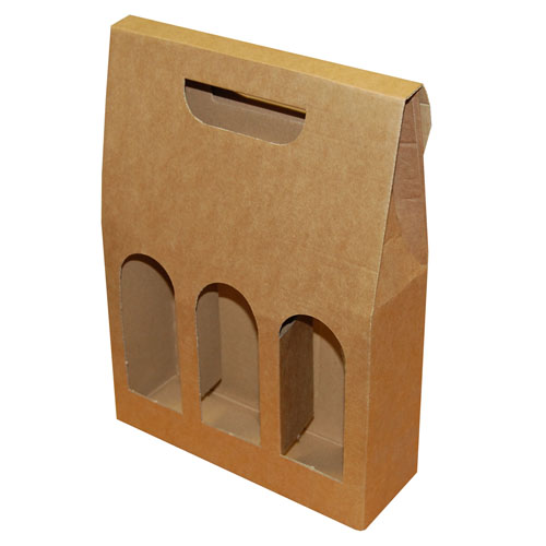 3 Bottle Carrier Boxes-2925